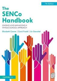 The SENCo Handbook by Elizabeth Cowne