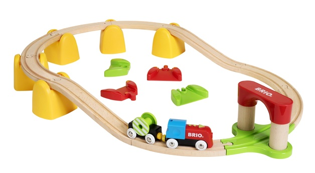 Brio: My First Railway - Battery Operated Train Set
