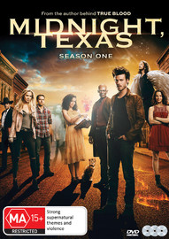 Midnight Texas Season One on DVD
