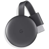 Google Chromecast 3 Charcoal Grey