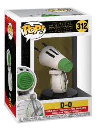 Star Wars: D-0 (Ep.9) - Pop! Vinyl Figure image