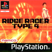 Ridge Racer Type 4 (Platinum) for