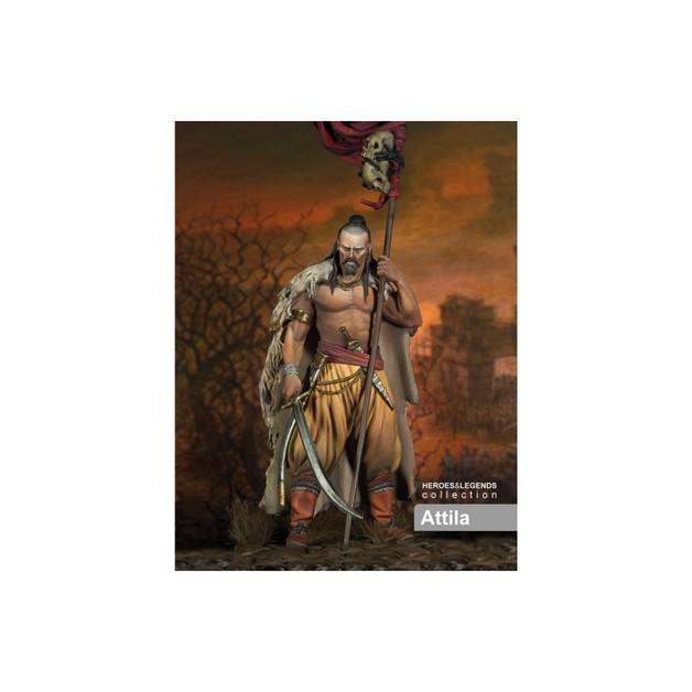 Scale75: 1:24 Attila Figure