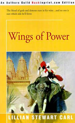 Wings of Power by Lillian , Stewart Carl image
