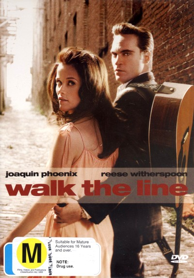 Walk The Line (Single Disc) on DVD image