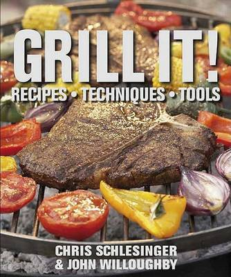 Grill It! by Chris Schlesinger image