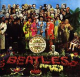 Sgt. Pepper's Lonely Hearts Club Band (LP) by The Beatles