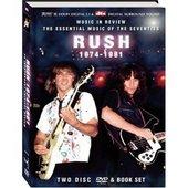 Rush: 1974 - 1981 (2dvd & Book) on DVD