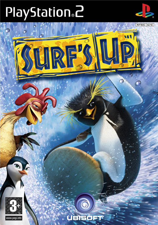 Surf's Up for PlayStation 2