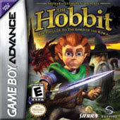 The Hobbit for GBA