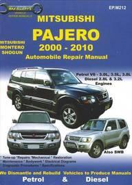 Mitsubishi Pajero 2000 to 2010 image