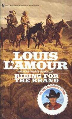 Riding For The Brand by Louis L'Amour image