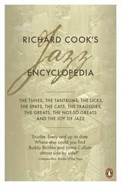 Richard Cook's Jazz Encyclopedia by Richard Cook image