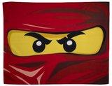 Lego Ninjago Eyes - Fleece Blanket