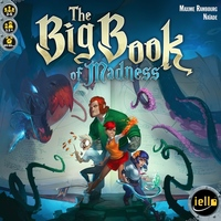 The Big Book of Madness - Card Game
