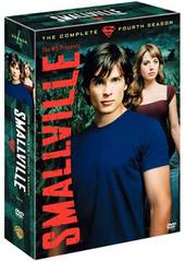 Smallville - The Complete 4th Season  (6 Disc Set) on DVD