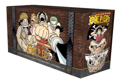 One Piece Box Set: 1-23 by Eiichiro Oda
