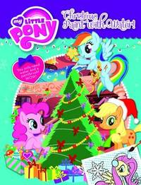 My Little Pony Christmas Paint with Water