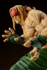 Street Fighter: Fighters Legendary 1/8 Alex (3rd Strike) - PVC Figure
