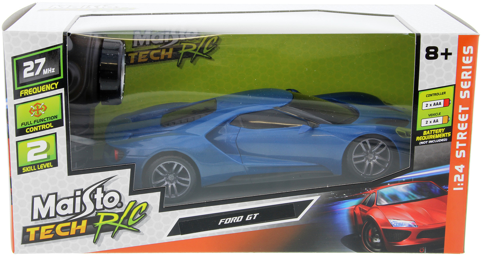 Maisto Tech R/C - Ford GT image