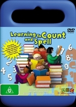 Learning To Count And Spell on DVD image