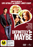 Definitely, Maybe on DVD