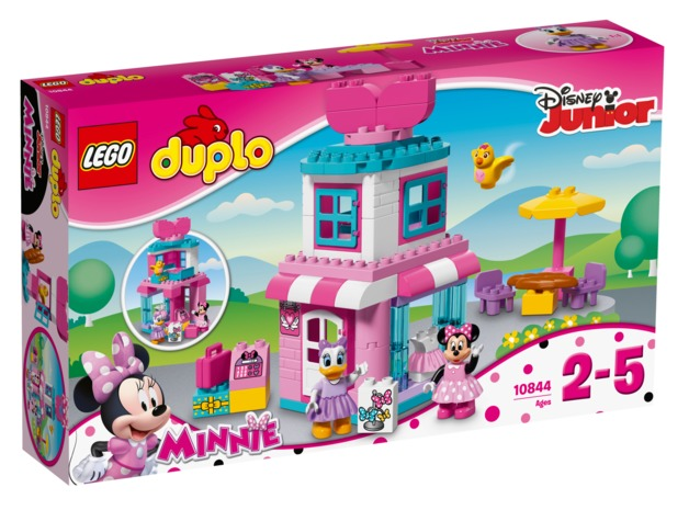 LEGO DUPLO - Minnie Mouse Bow-tique (10844)