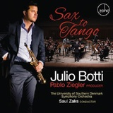 Sax To Tango by Julio Botti