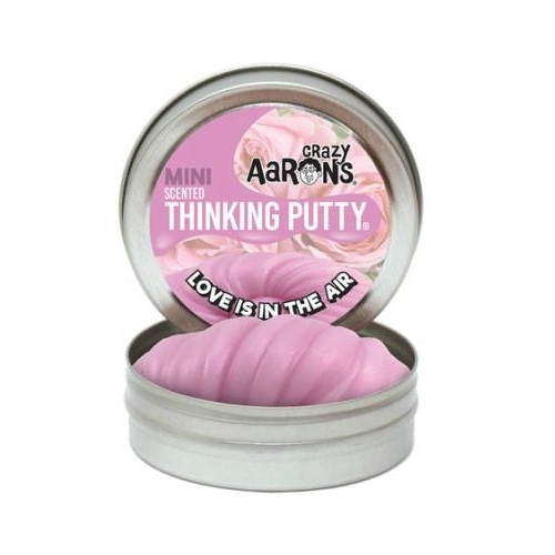 Crazy Aarons Thinking Putty:Love is in the Air - Mini Tin image