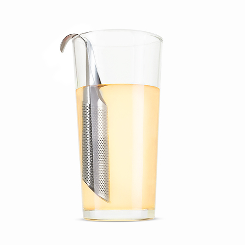 Pinky Up: Stainless Steel - Tea Infuser Stick image