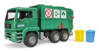 Bruder: MAN Garbage Truck - Rear Loading