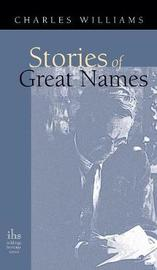 Stories of Great Names (Apocryphile) by Charles Williams image