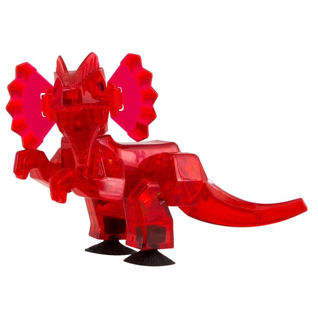 Stikbot: Dino Single - Dilophosaurus (Red) image