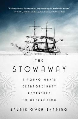 The Stowaway by Laurie Gwen Shapiro image