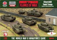 Flames of War: Churchill Tank Troops