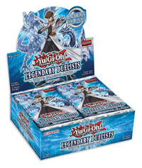 Yu-Gi-Oh! Legendary Duelist: White Dragon Abyss Booster Box