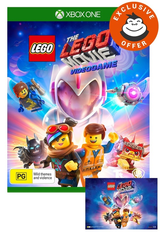 The LEGO Movie Videogame 2 for Xbox One