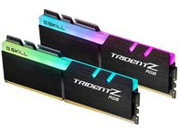2 x 8GB G.SKILL Trident Z RGB 3200Mhz DDR4 Desktop Memory
