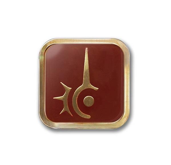 Final Fantasy XIV: Red Mage (RDM) - Job Icon Pin