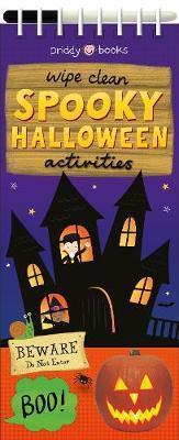 Wipe Clean Spooky Halloween by Roger Priddy