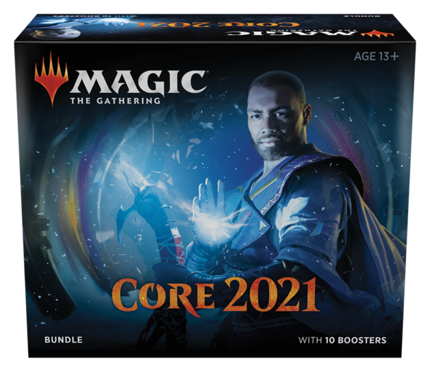 Magic the Gathering: Core Set 2021 Bundle