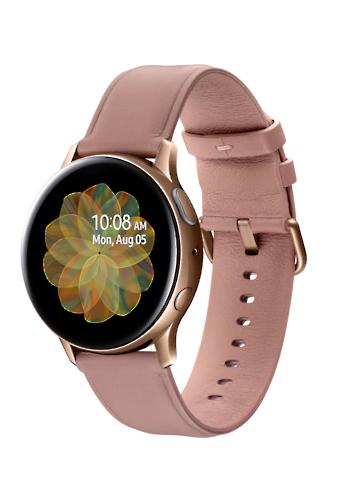 Samsung Galaxy Watch Active 2 40mm Aluminium - Pink Gold