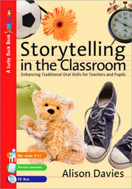 Storytelling in the Classroom by Alison Davies image