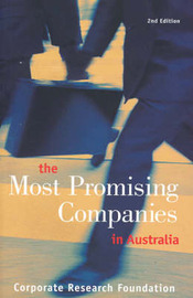The Most Promising Companies in Australia by Corporate Research Foundation image