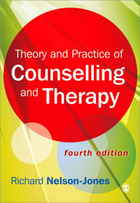 Theory and Practice of Counselling and Therapy by Richard Nelson-Jones image