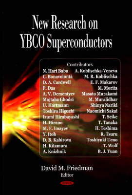 New Research on YBCO Superconductors image