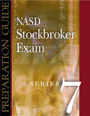 NASD Stockbroker Series 7 Exam: Preparation Guide by South-Western Educational Publishing image