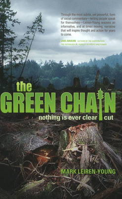 The Green Chain by Mark Leiren-Young image