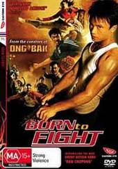 Born To Fight on DVD