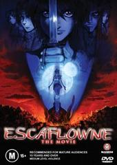 Escaflowne - The Movie on DVD